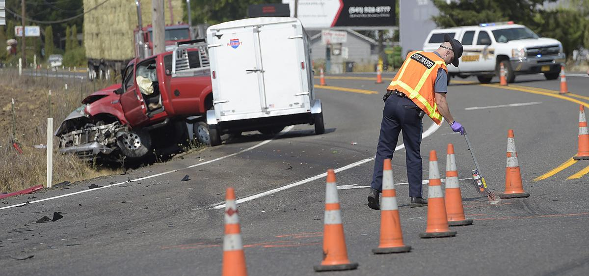 Albany woman killed in Highway 20 crash near Cottonwoods