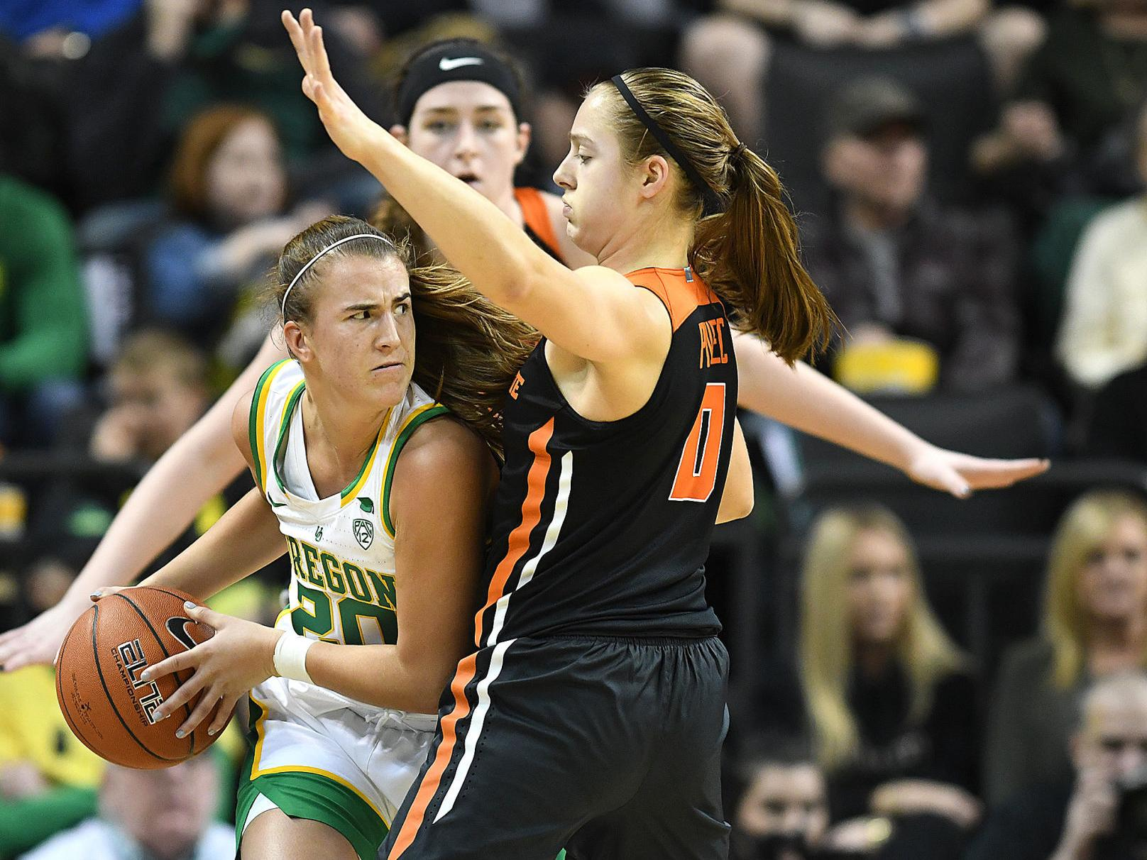 Gallery: Images of Sabrina Ionescu's college career | Local ...