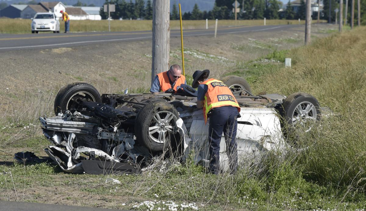 Man arrested after Hwy  20 chase, crash | Local | lebanon