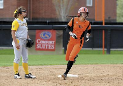 OSU softball: Dani Gilmore