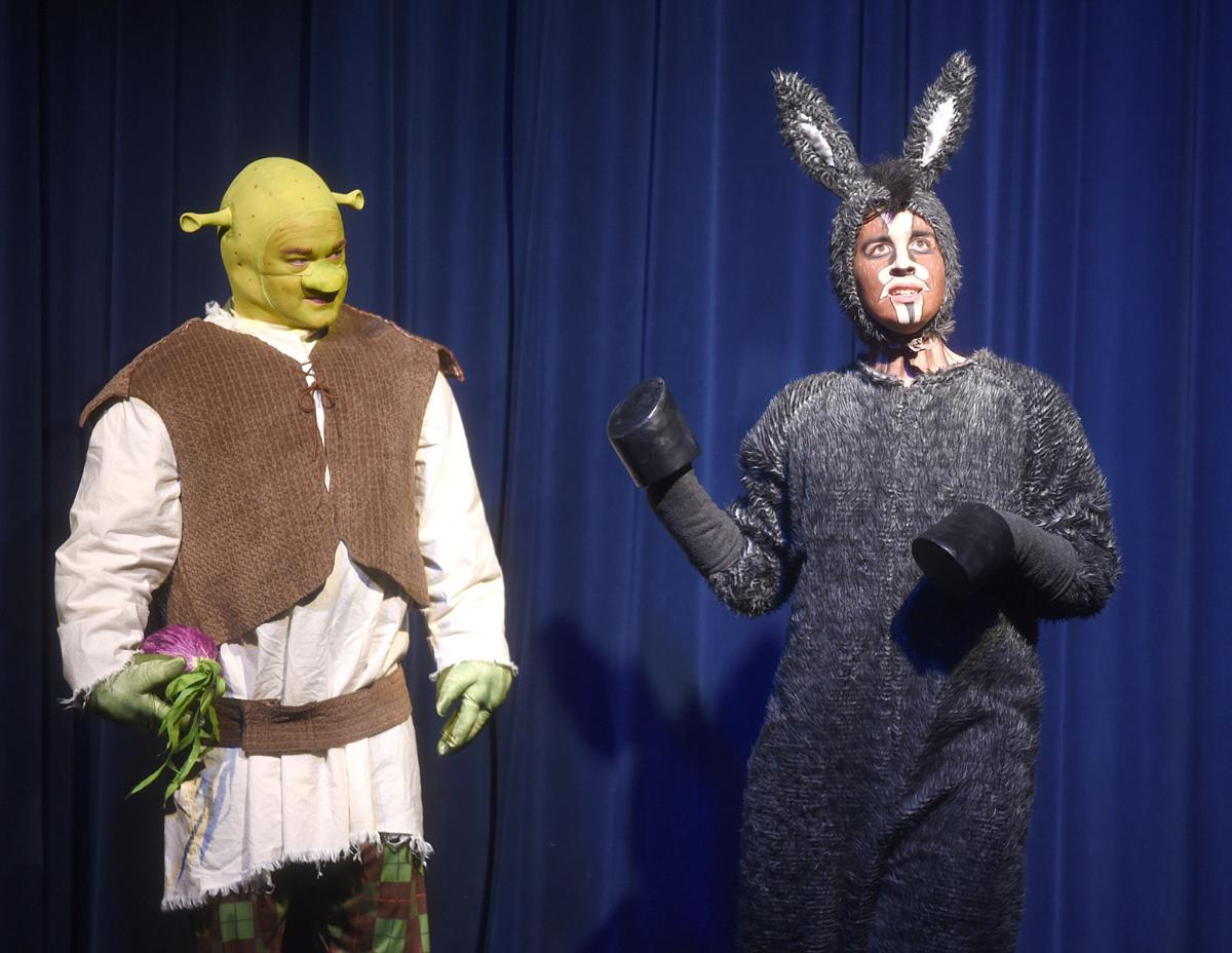 Shrek The Musical Bows At Act Theatre Lebanon Express Com