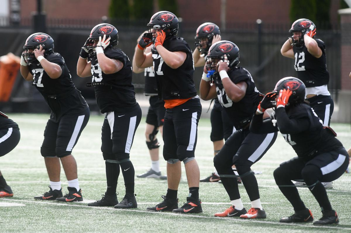 Gallery: Oregon State Spring football 01