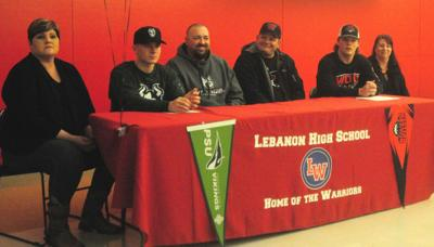 LHS signing ceremony