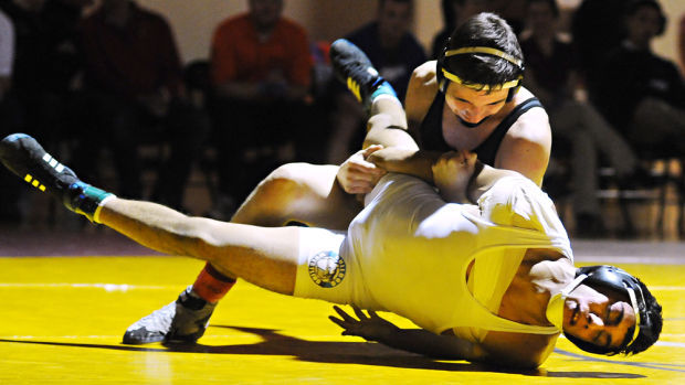 Prep wrestling: Adrian Lyons-Lopez, South Albany