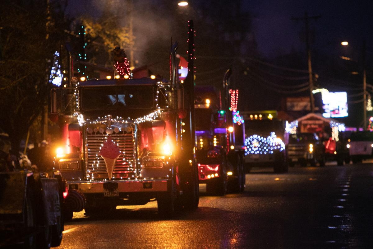 Sweet Home Lighted Christmas Parade