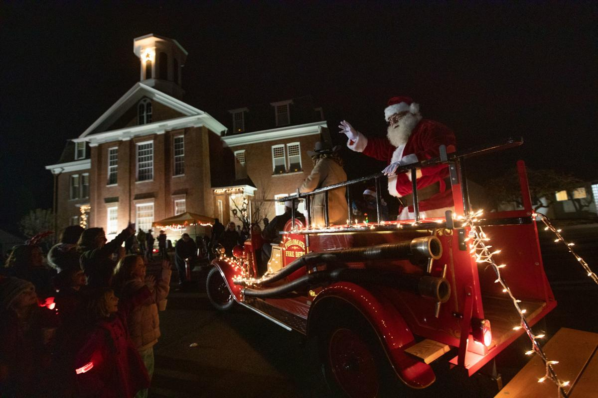 Philomath Christmas Tree Lighting Celebration