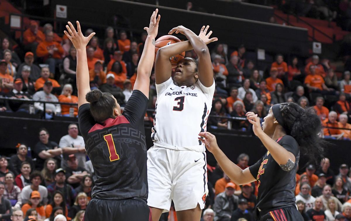 Gallery: OSU vs USC basketball 01