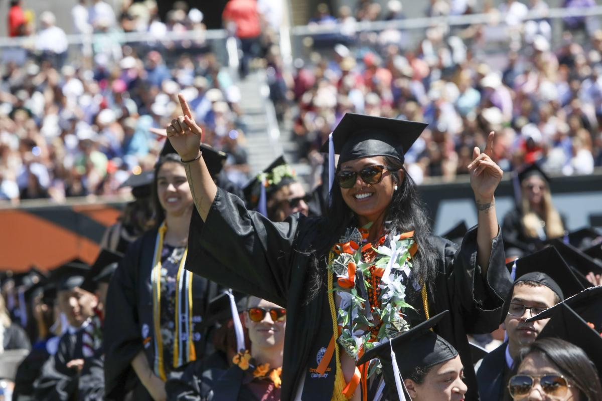 Oregon State Commencement 2019