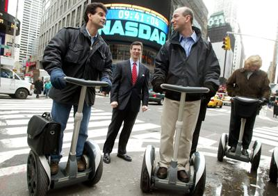 Segway Scooters NYC