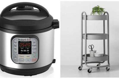 Why Instant Pot Users Are Obsessed With This $30 Cart From Target