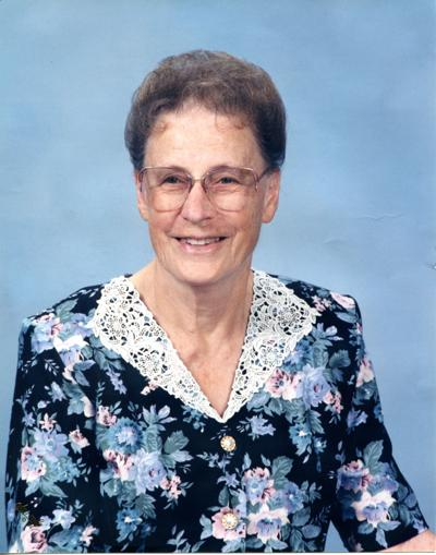 Gertrude Ina Johnson