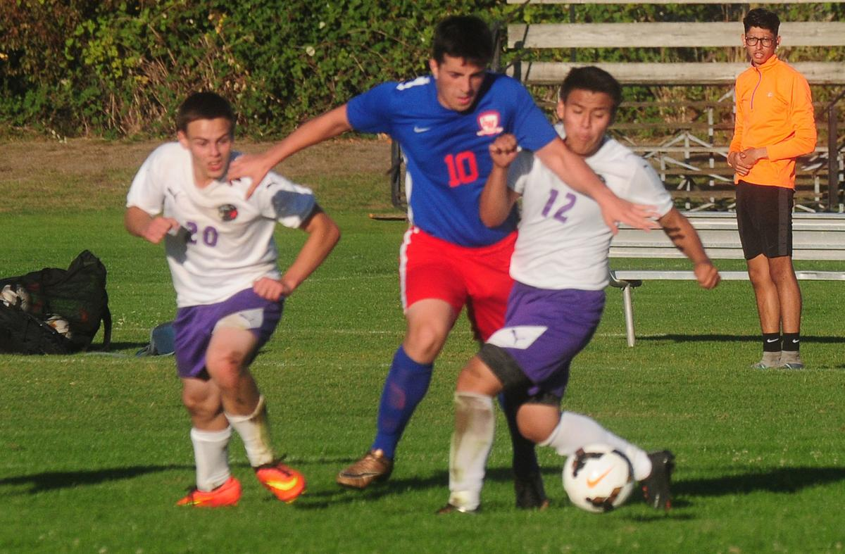 Warriors soccer team's winless streak comes to end | Sports