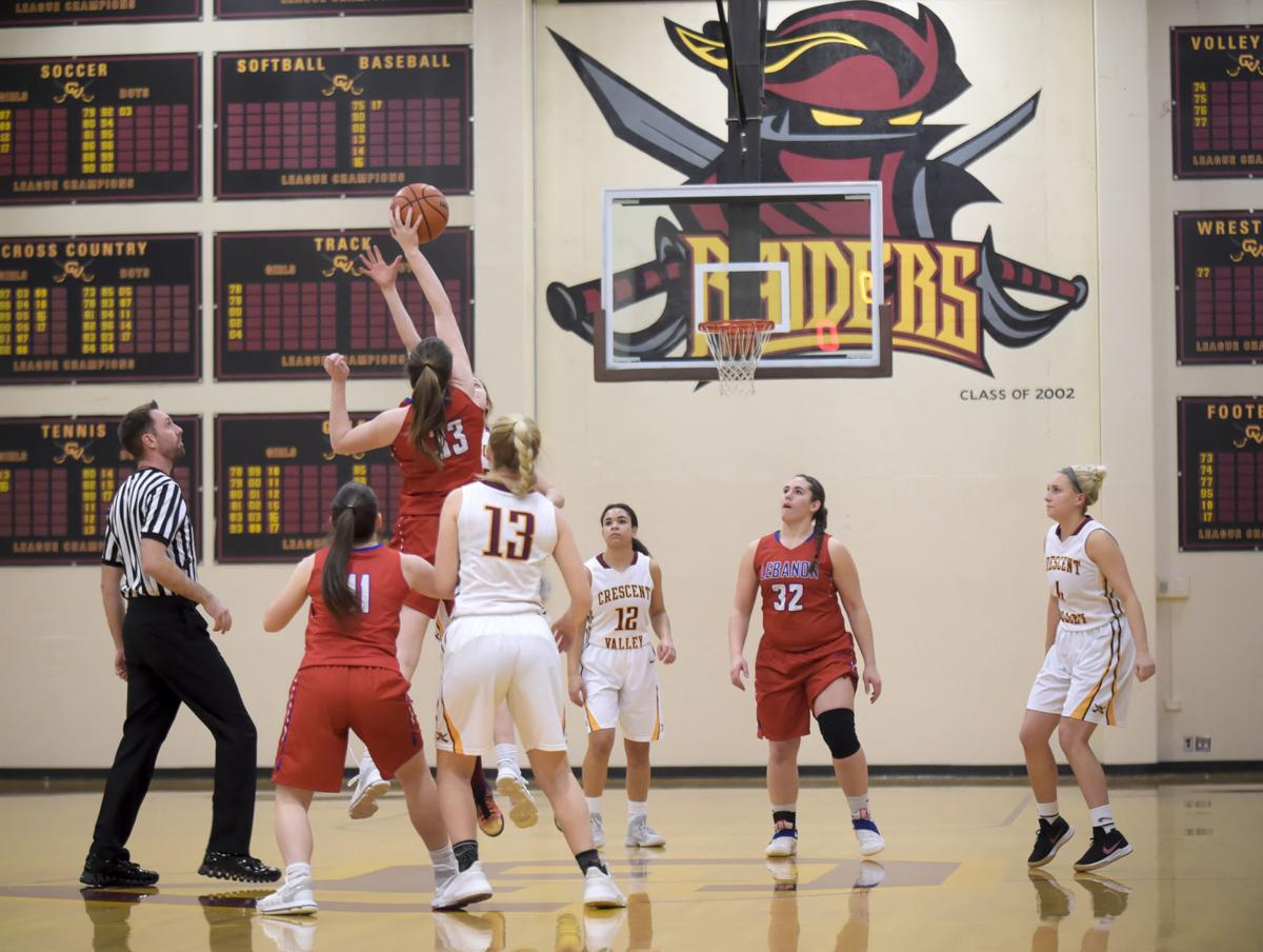 Gallery: CV VS LHS Girls Basketball 01