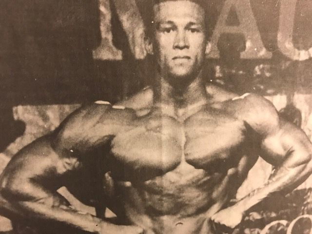 Mr. Hawaii 1993