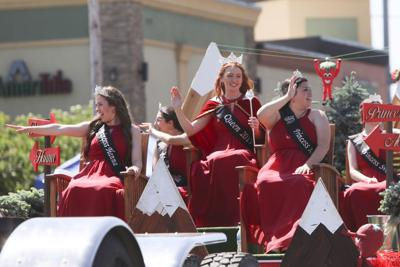 Lebanon Strawberry Festival Grand Parade
