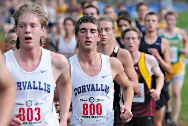 State cross country: Corvallis