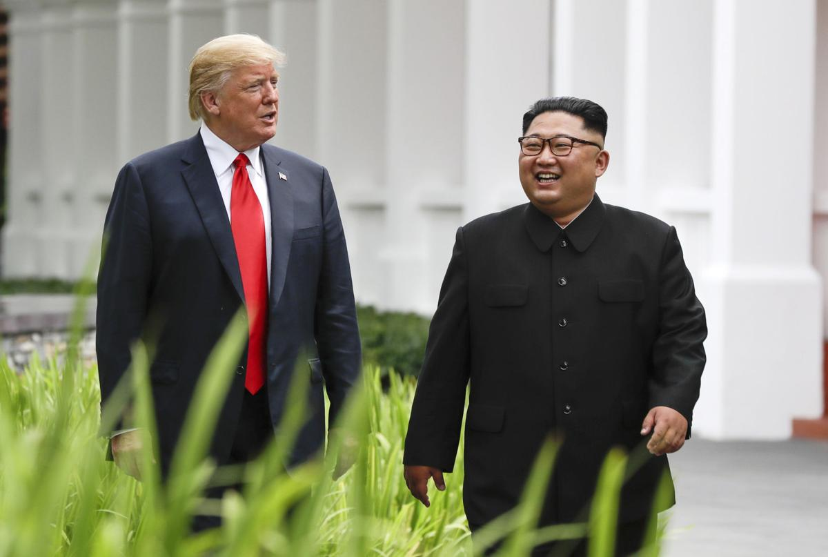 Trump Kim Summit AP Explains Nuclear Verification