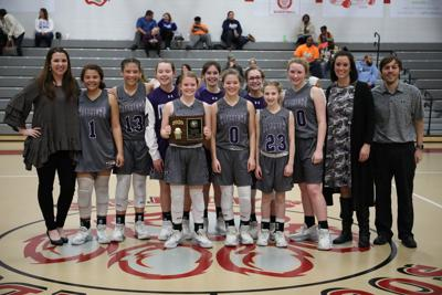 Watertown girls rally past top seed Baird to take county title
