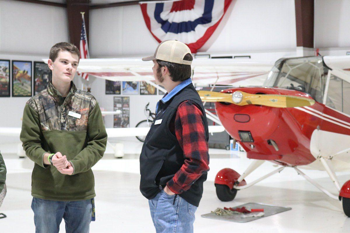 Watertown High School student wins$10,000 scholarship toward his pilot's license