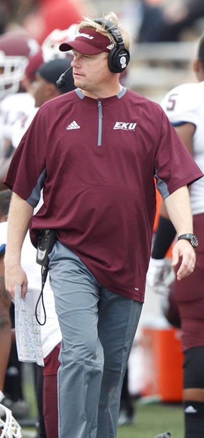Former CU assistant named EKU head coach