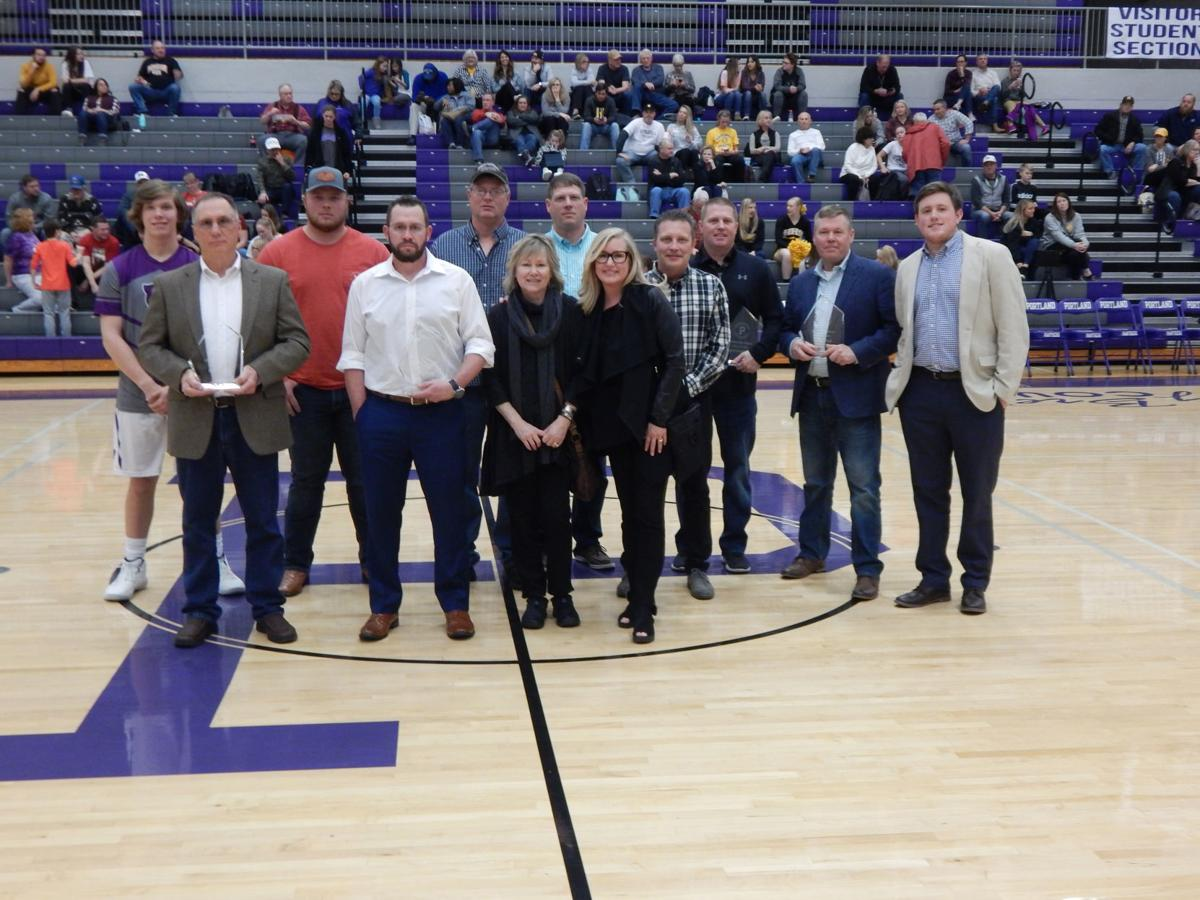 2020 PHS Sports Hall of Fame class