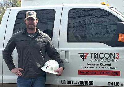 Veteran owned TRICON3 opens in Portland