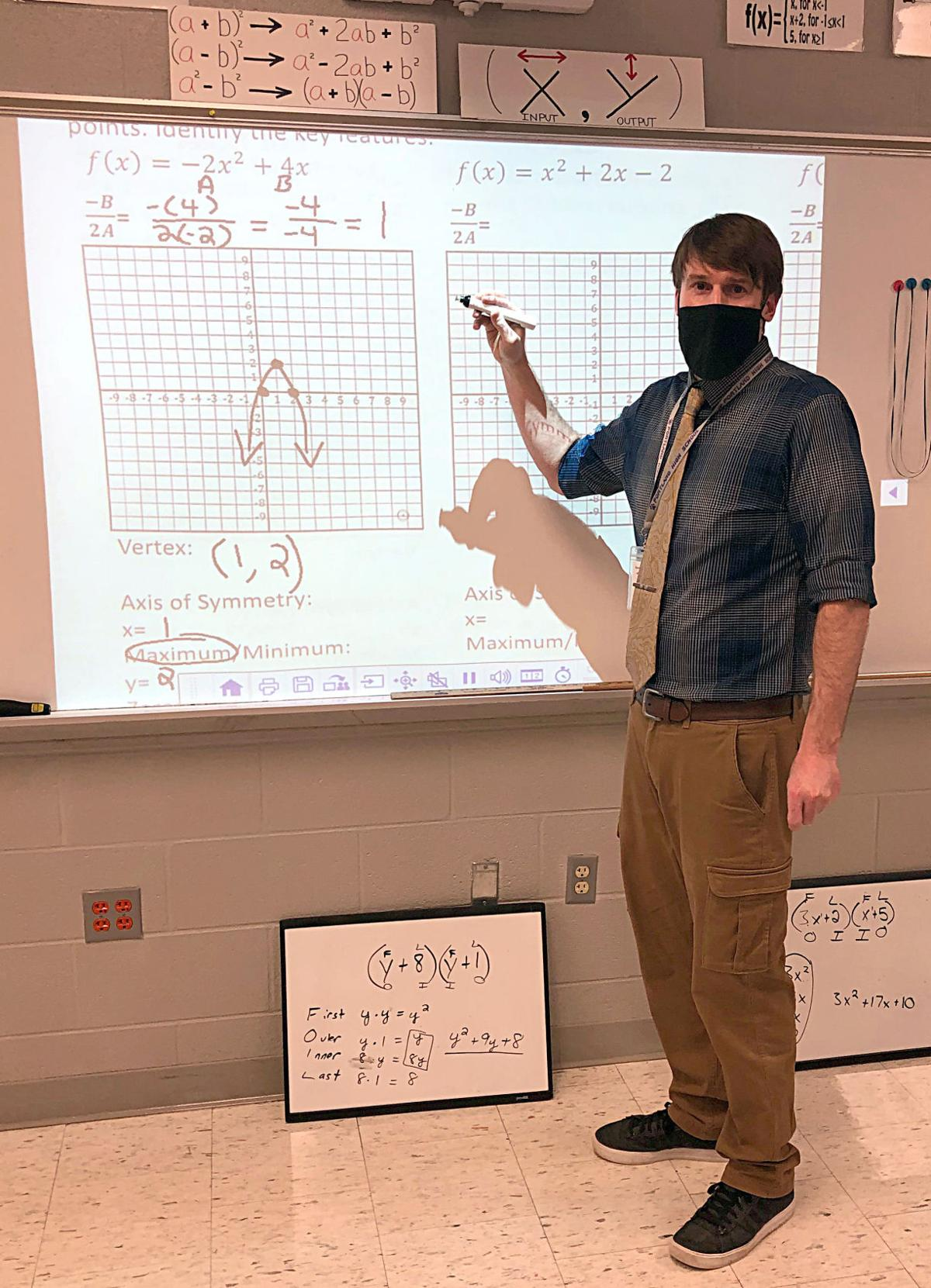 PHS TEACHER OF THE YEAR PHOTO