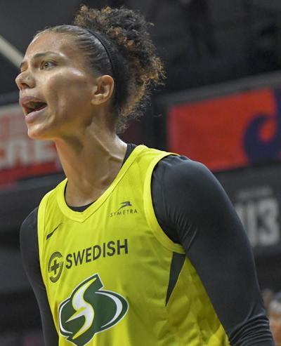 Mystics expected to add Alysha Clark when WNBA free agency opens