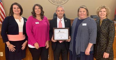 County earns excellence award