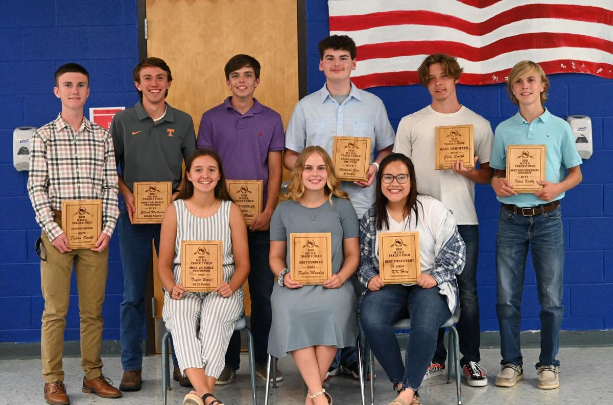 MCHS TRACK AND FIELD AWARDS PHOTO 2