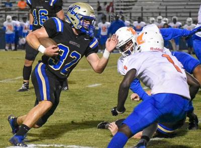 Wilson Central claims homecoming win over Hunters Lane, 49-20