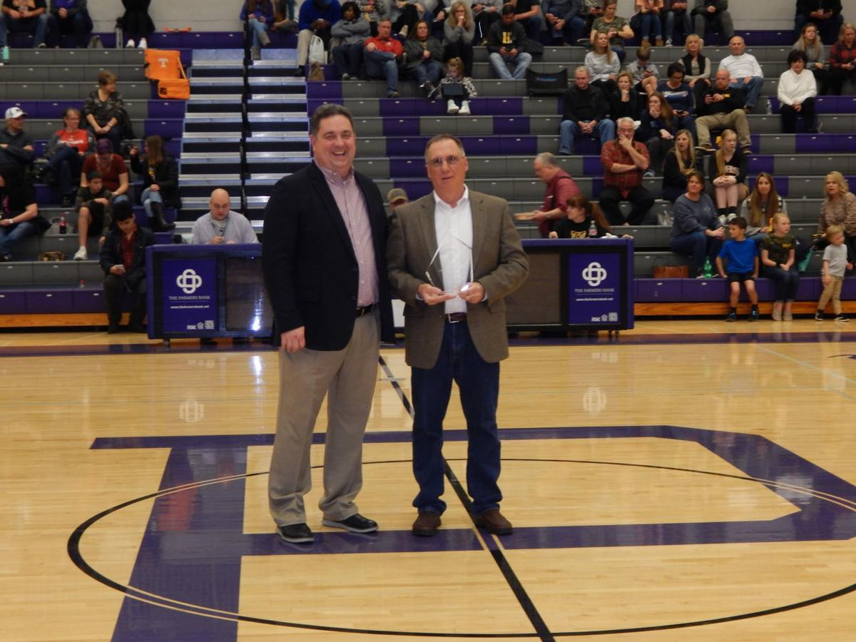 2020 PHS Sports Hall of Fame Taylor