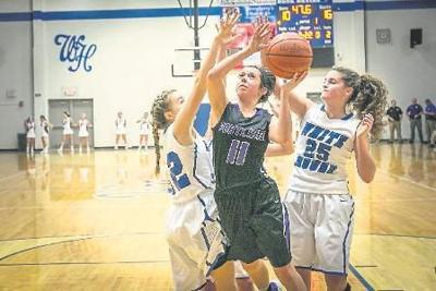Lady Panthers pick up win over Gallatin