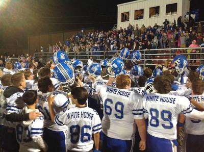 Blue Devils clinch second straight 9-AA title
