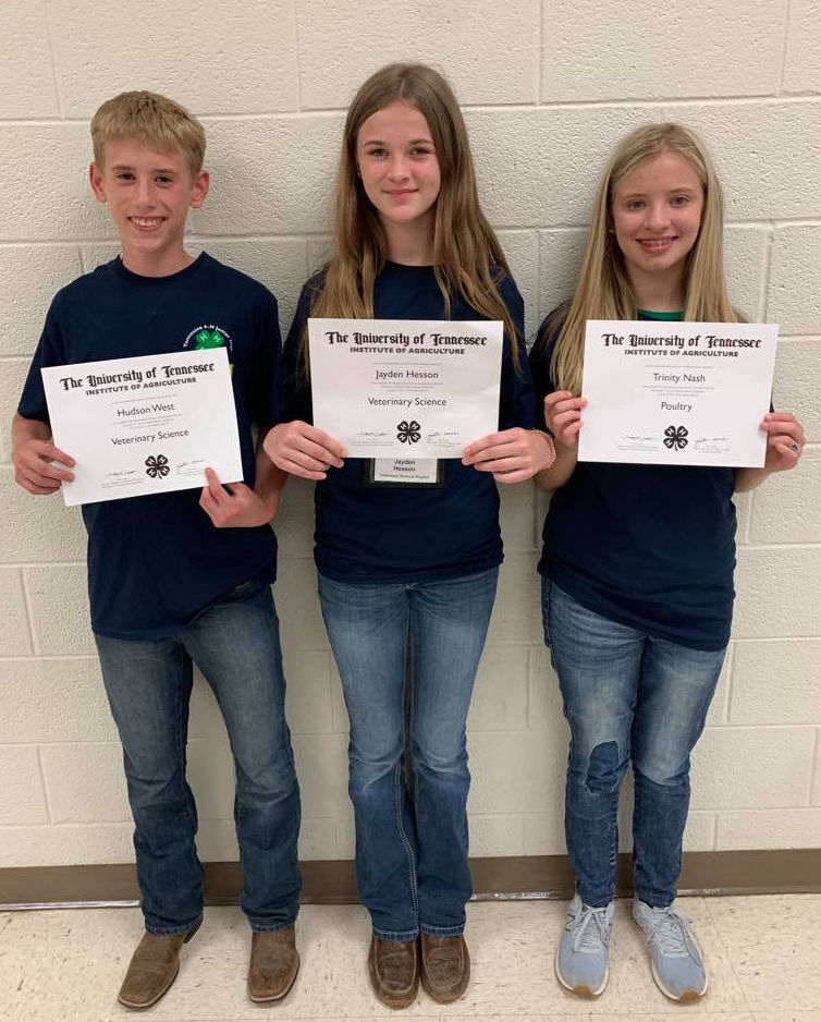 4-H ACADEMIC CONFERENCE PHOTO 1