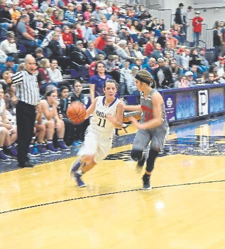 Lady Panthers taken down by Westmoreland