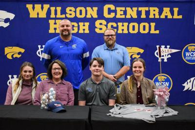 Wilson Central's Melvin signs with Lee University golf
