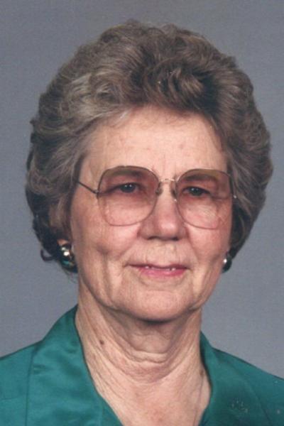 Thelma Hall Massey