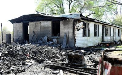 FATAL HOUSE FIRE PHOTO