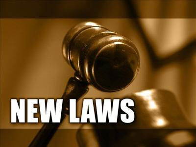 Several new laws in effect