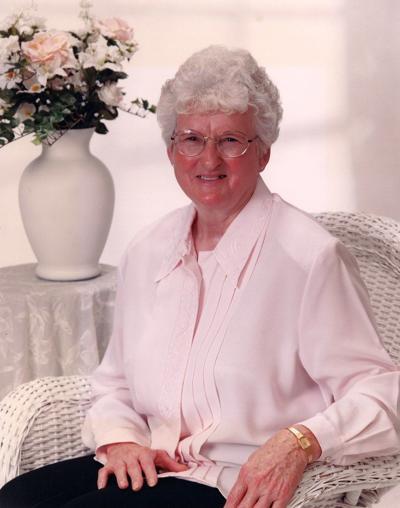 Martha Frances George