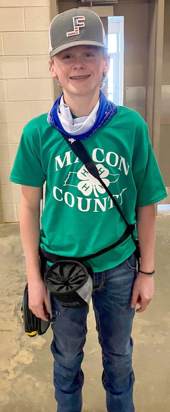 MAC4-H ARCHERY COMPETITION PHOTO 2