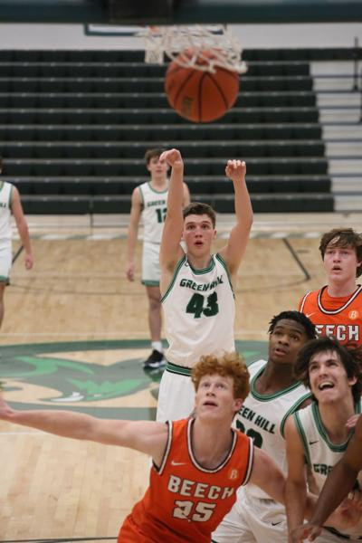 Green Hill boys emerge with double-OT triumph over Beech