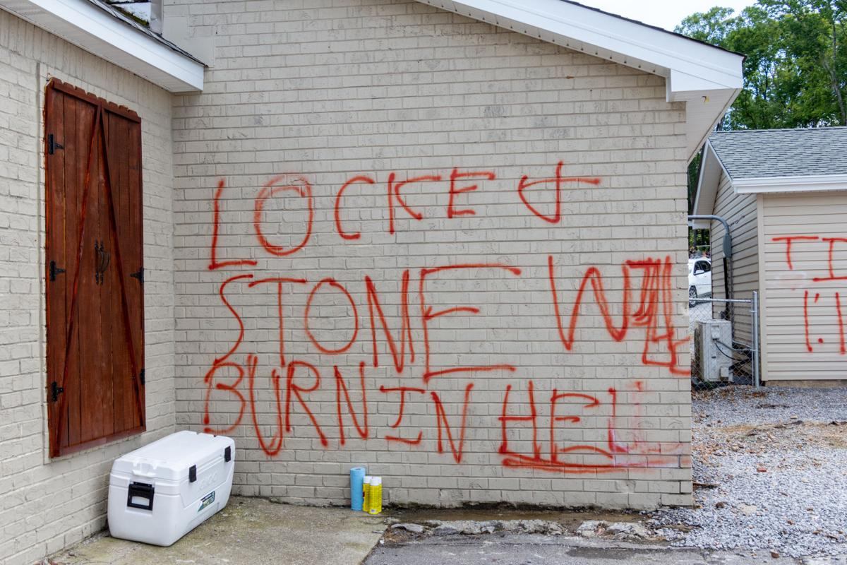 Vandalism Photo 1