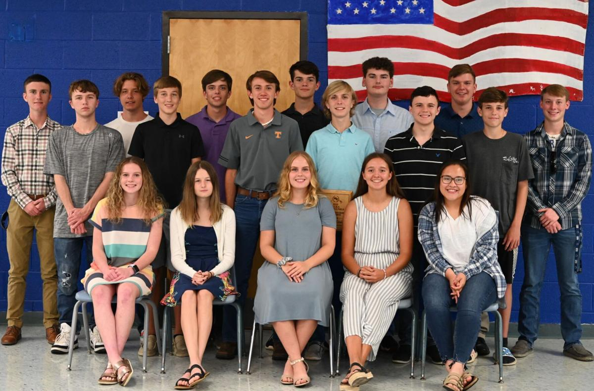 MCHS TRACK AND FIELD AWARDS PHOTO 1