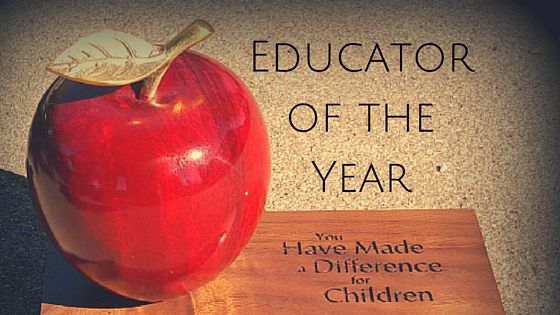 Image result for educator of the year