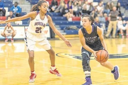 Lady Panthers take down White House