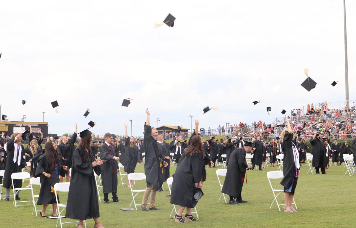 MJHS Graduation Photo 1