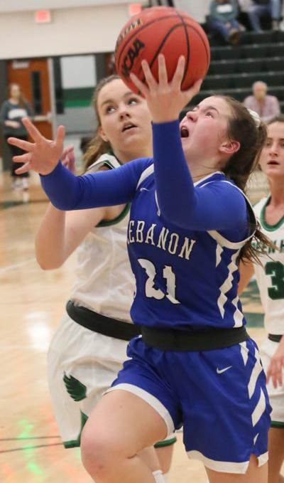 Porter, Mason lead Lebanon rout of Green Hill