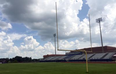 TSSAA FOOTBALL, SOCCER SITUATION PHOTO-Wilson Central Football Stadium